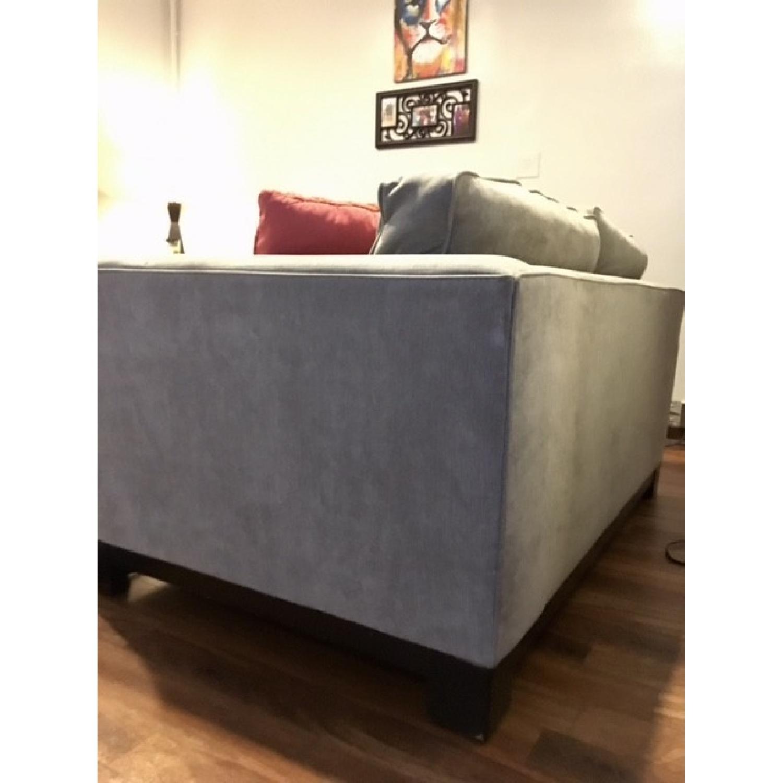 Macy's Kenton Fabric Love Seat - image-2