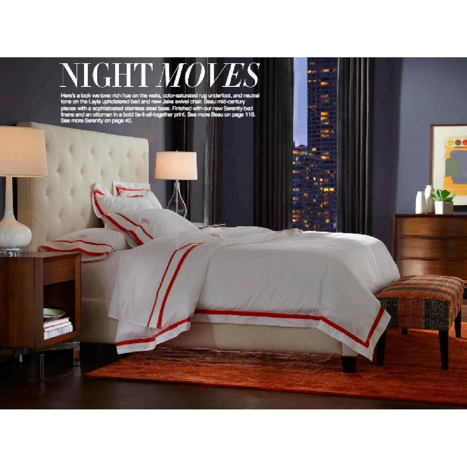 Mitchell Gold + Bob Williams Layla Queen Bed-0