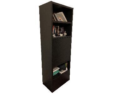 BoConcept Lecco Bookcase w/ Desk & Drawers