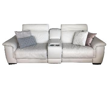 Natuzzi Editions Abele 3-Piece Reclining Sectional Sofa
