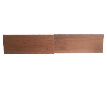 BoConcept Wall Mountable Cabinet w/ Flip-Up Door