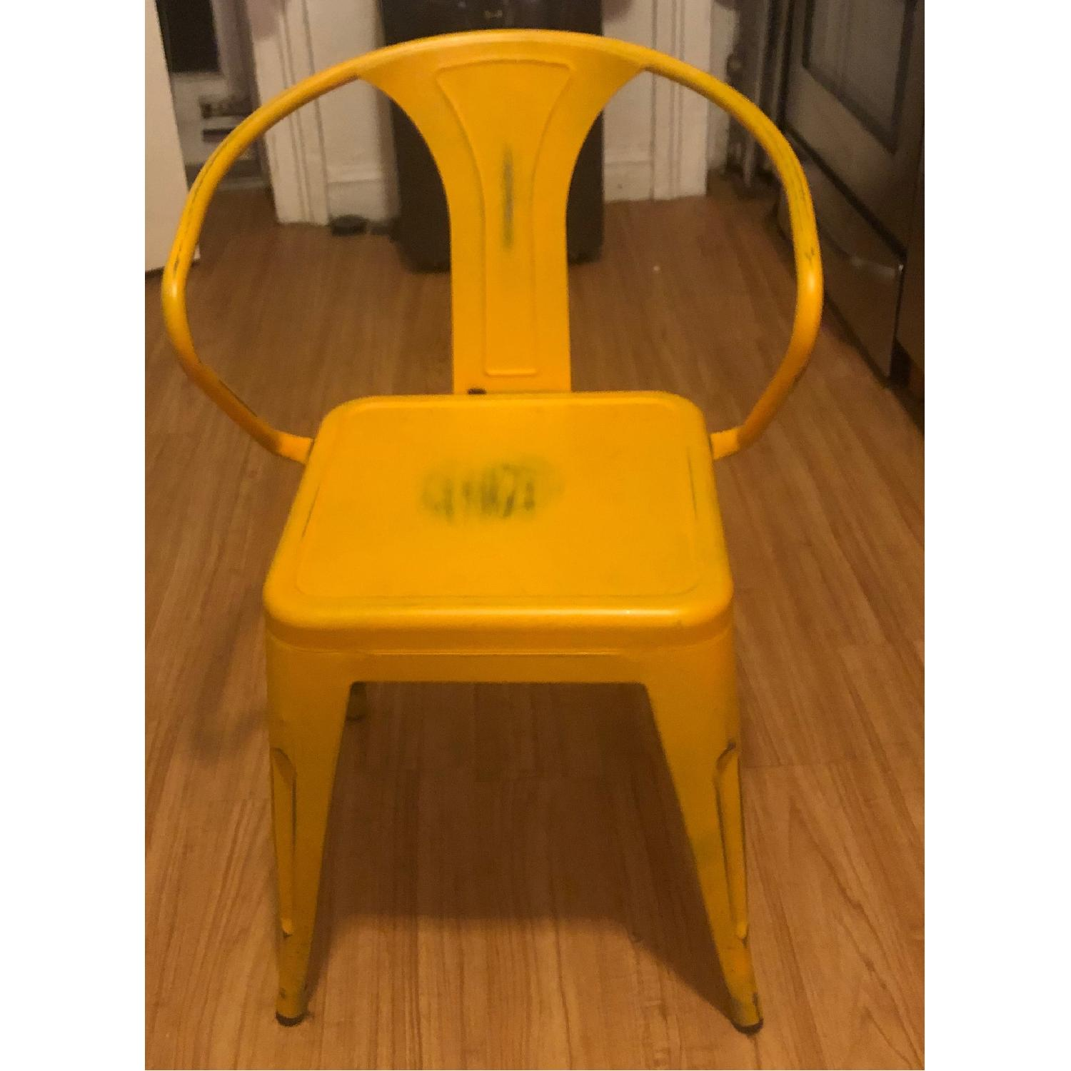 Modway Promenade Dining Chairs in Yellow-0