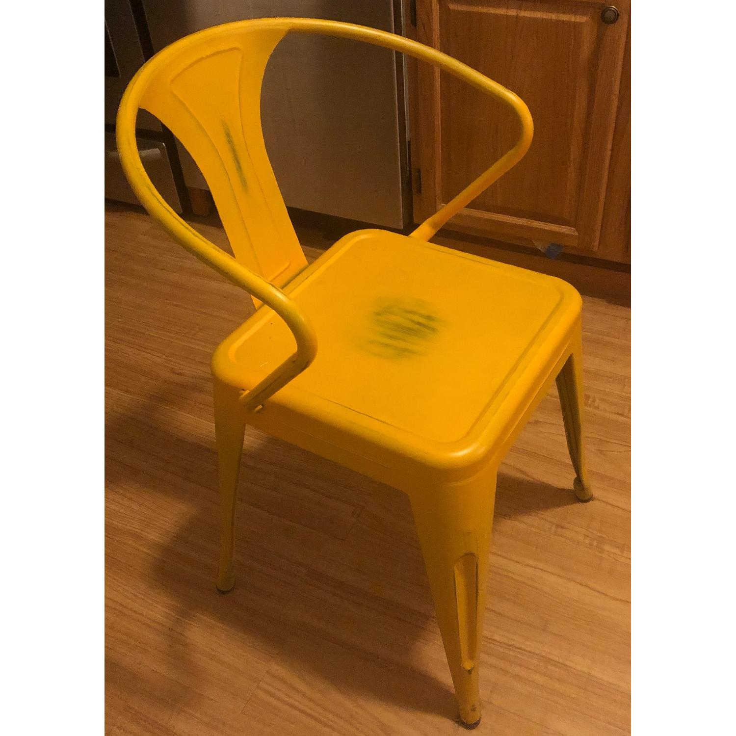 Modway Promenade Dining Chairs in Yellow-1
