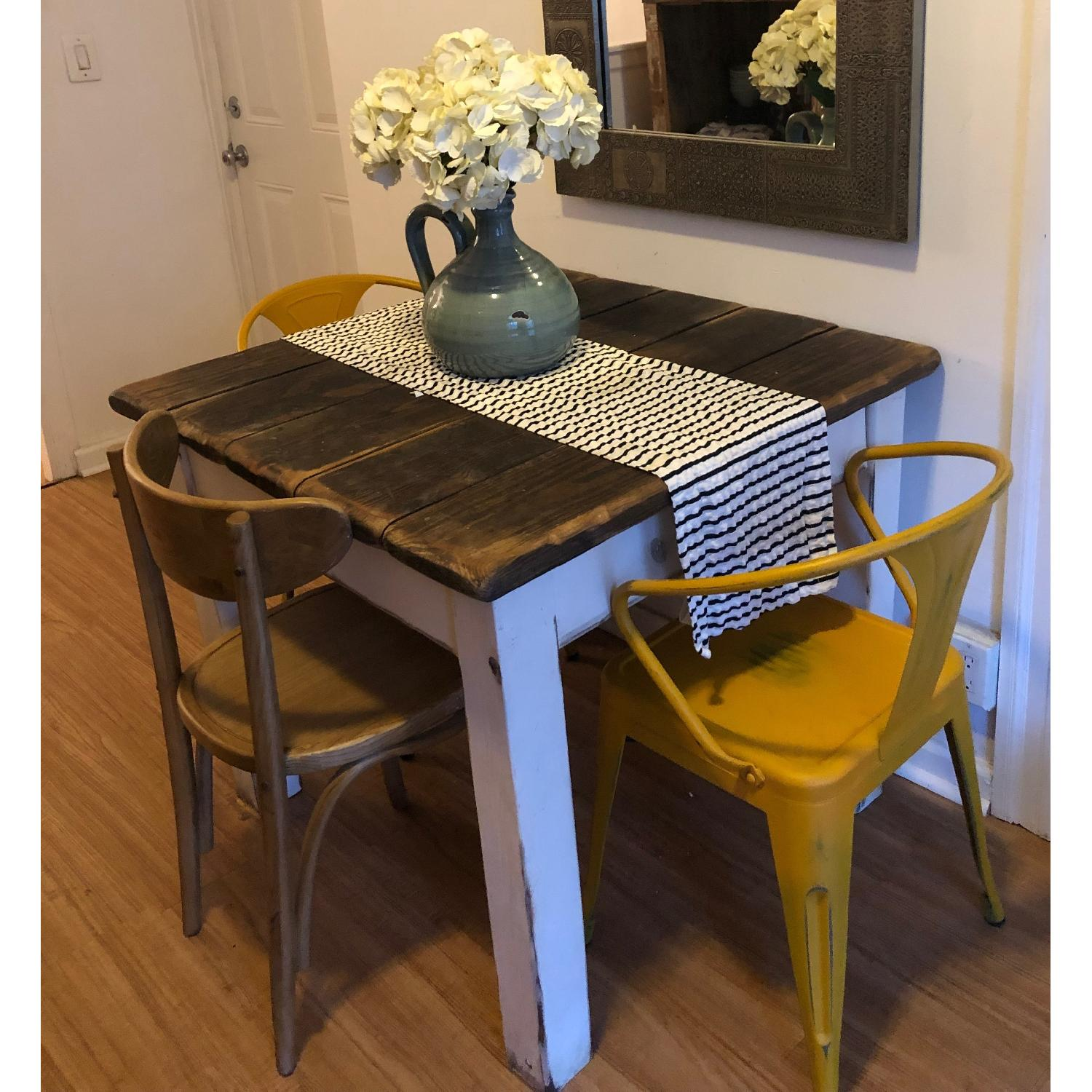 Modway Promenade Dining Chairs in Yellow-2