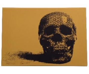 Andisheh Avini Skull Prints