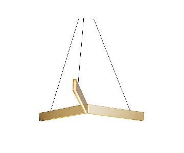 Design Within Reach Geometric Tri LED Pendant