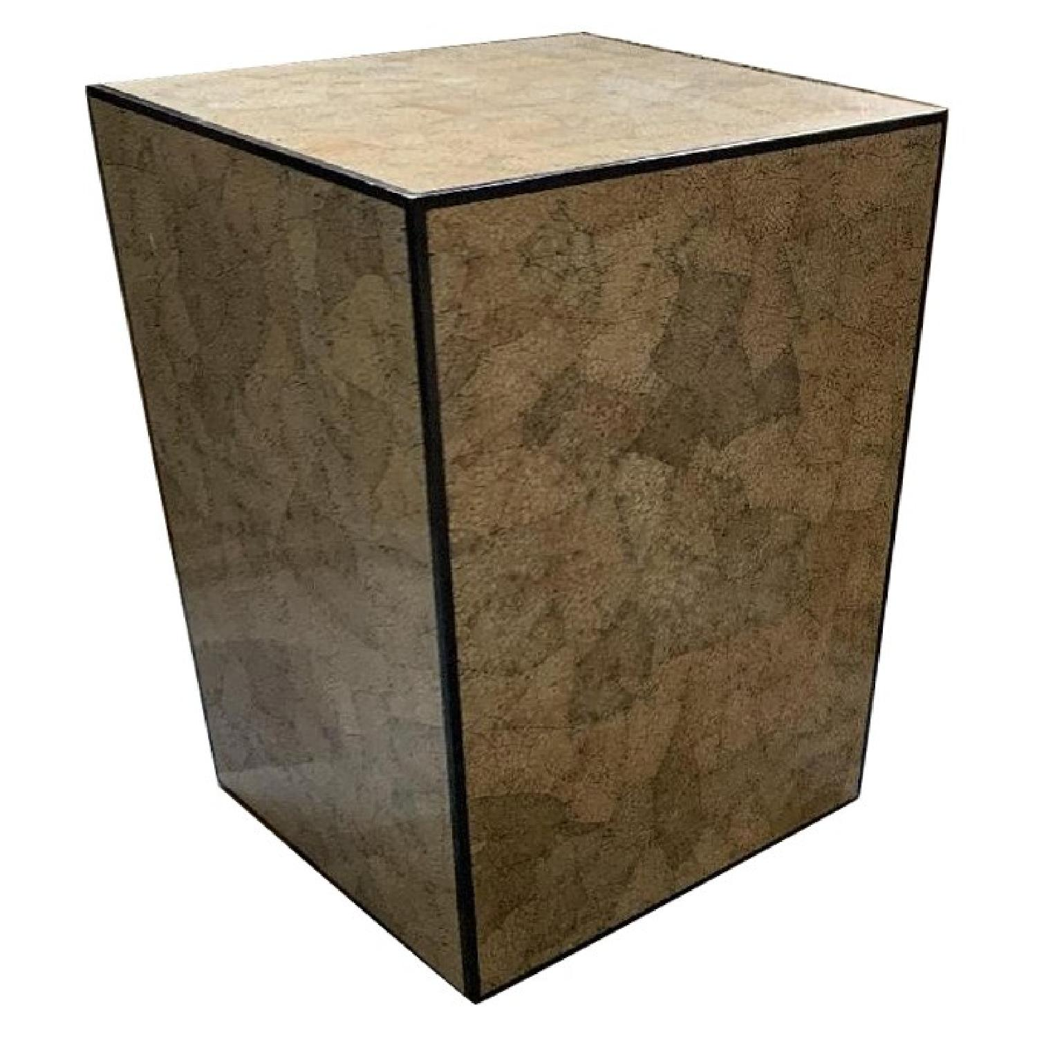 Pottery Barn Lacquer End Tables