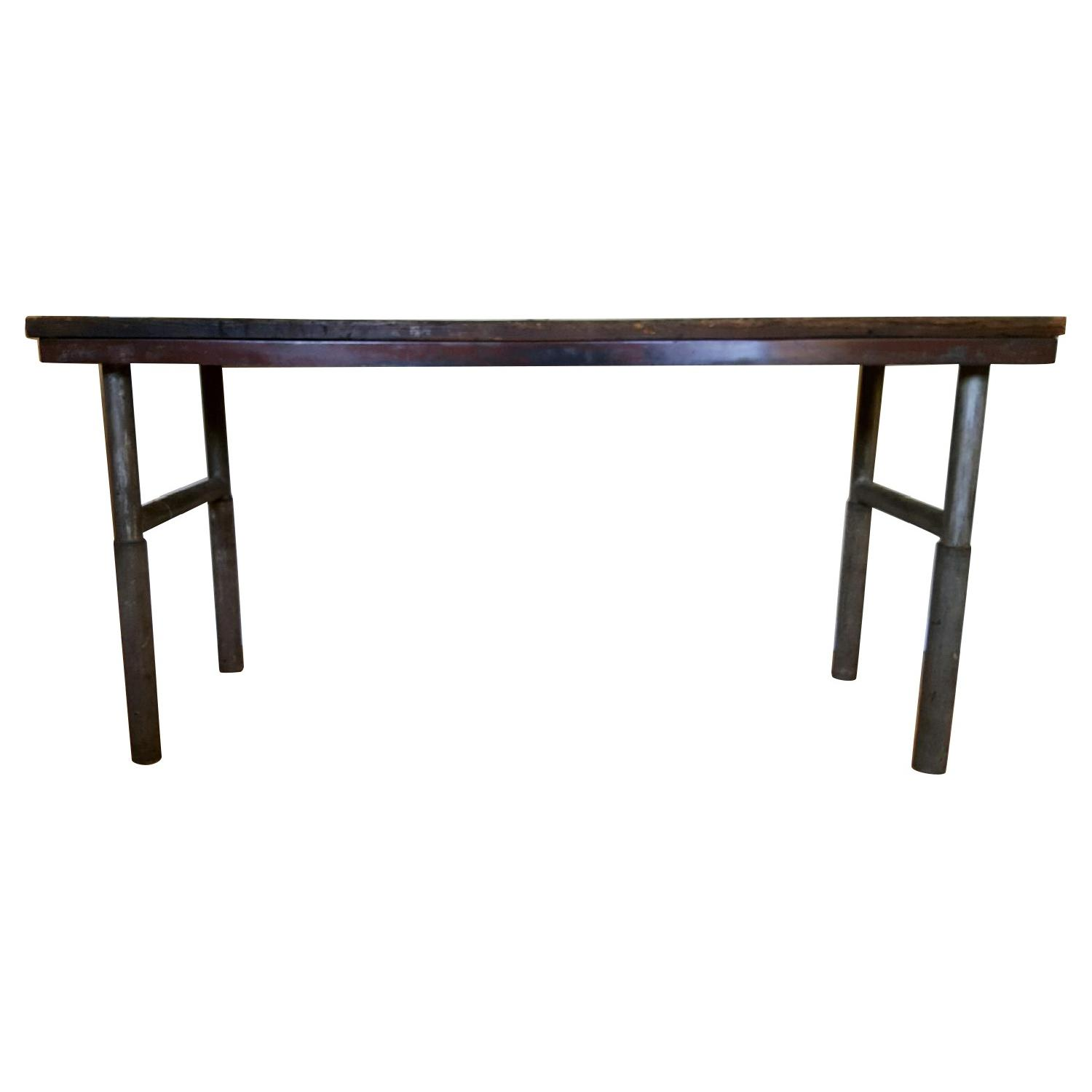 Vintage Industrial Chic Table/Workbench