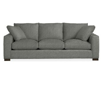 Room & Board Metro 3-Cushion Sofa