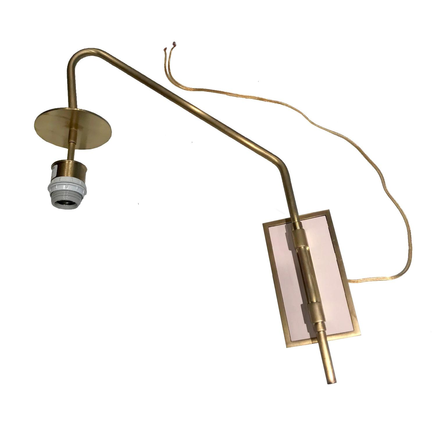 Urban Electric Co. Audley Wall Lamp w/o Shade