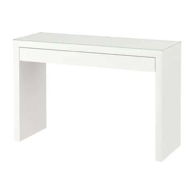 Ikea Malm Vanity Table