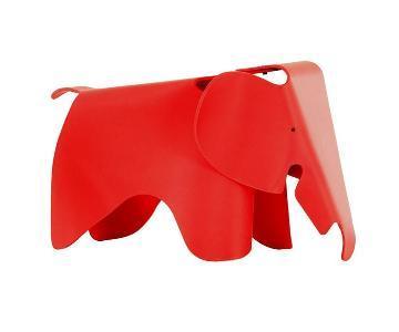 Vitra Eames Elephant Stool