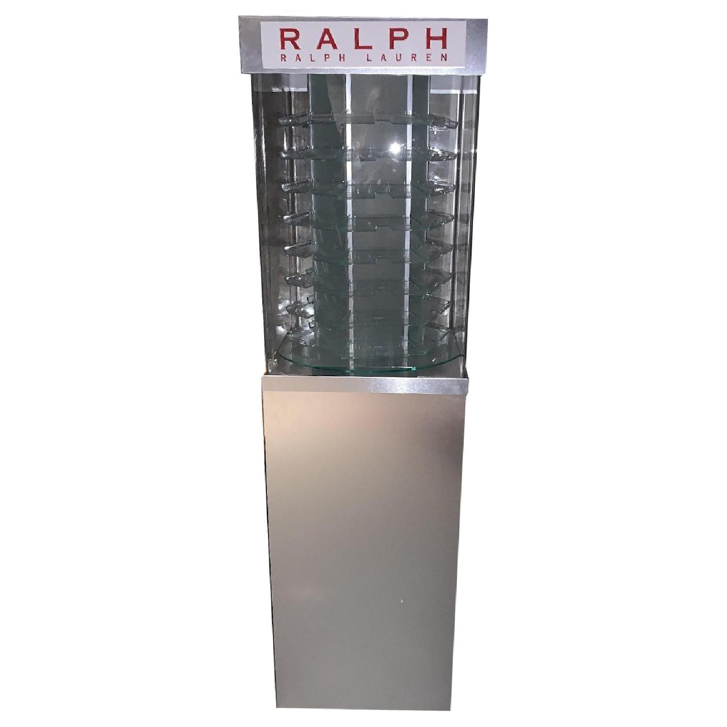Ralph Lauren Store Sunglasses Display Case