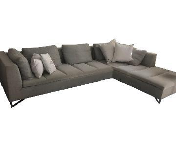 Ligne Roset Feng Sectional Sofa