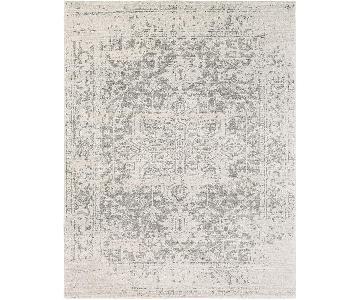 Surya Harput Distressed Oriental Style Rug