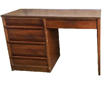 Kroehler Brown Desk