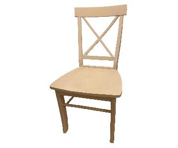 Beige Dining Chairs