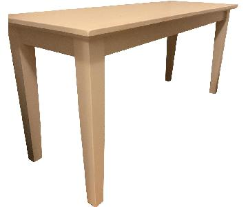 Rectangle Dining Bench