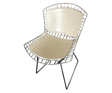 CB2 Metal Dining Chairs