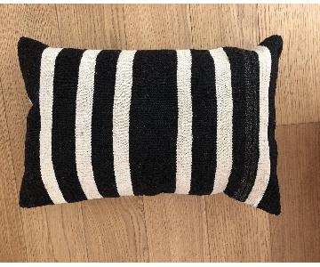 Vintage Turkish Handwoven Pillow Cover