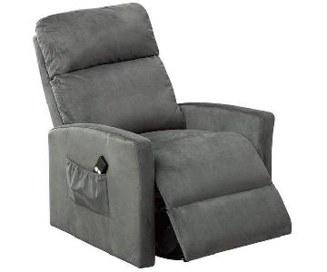Winston Porter Haller Lift Chair Power Recliner