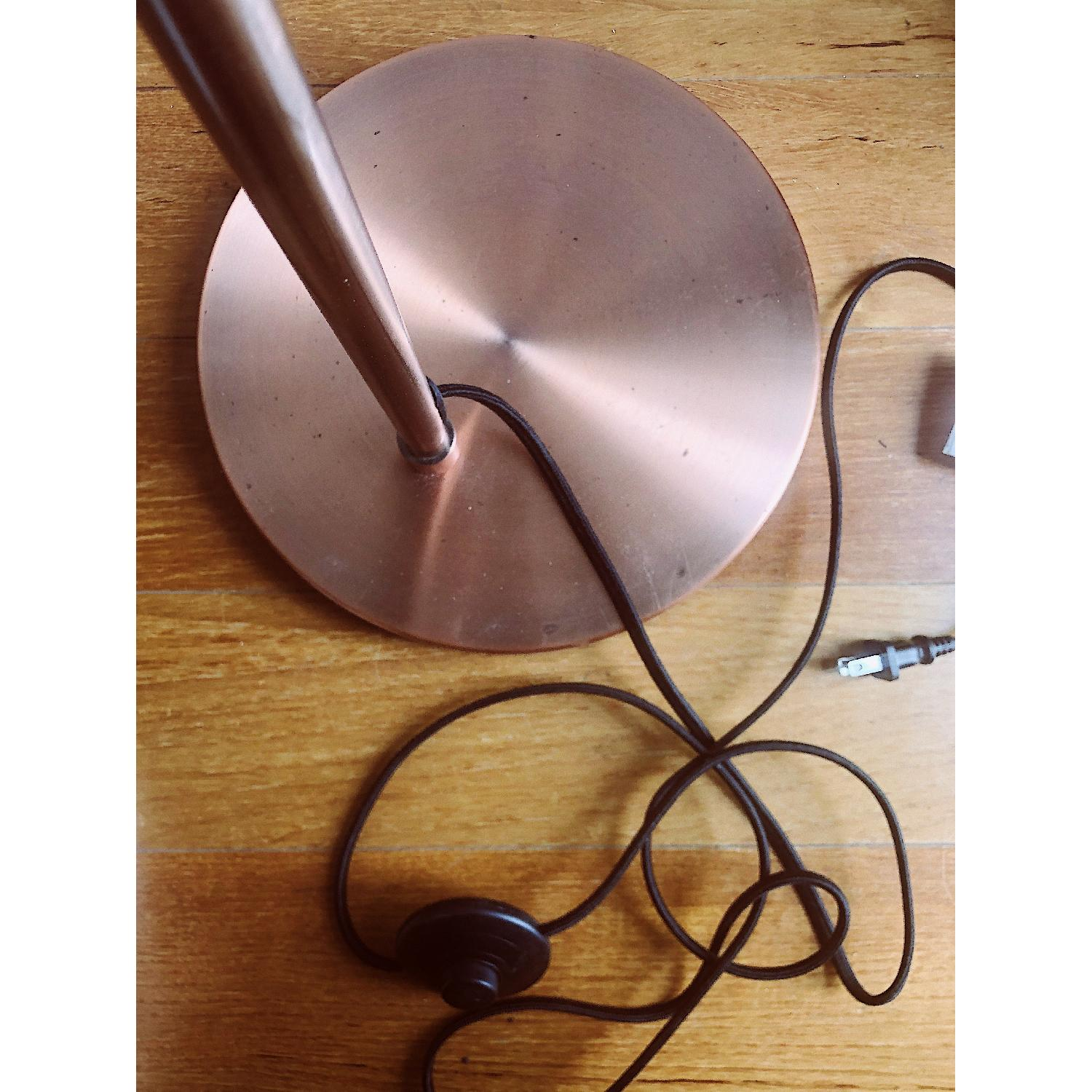 Urban Outfitters Adjustable Copper Floor Lamp-1