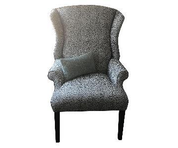 Ethan Allen Jayden Wingback Chair