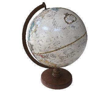 Vintage Roplogle Globe
