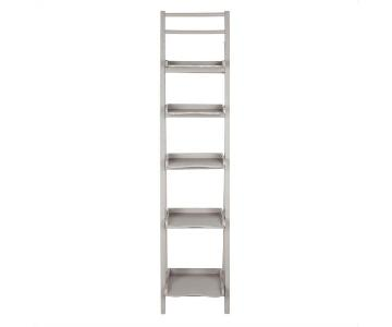 Safavieh Grey Etagere Bookcase