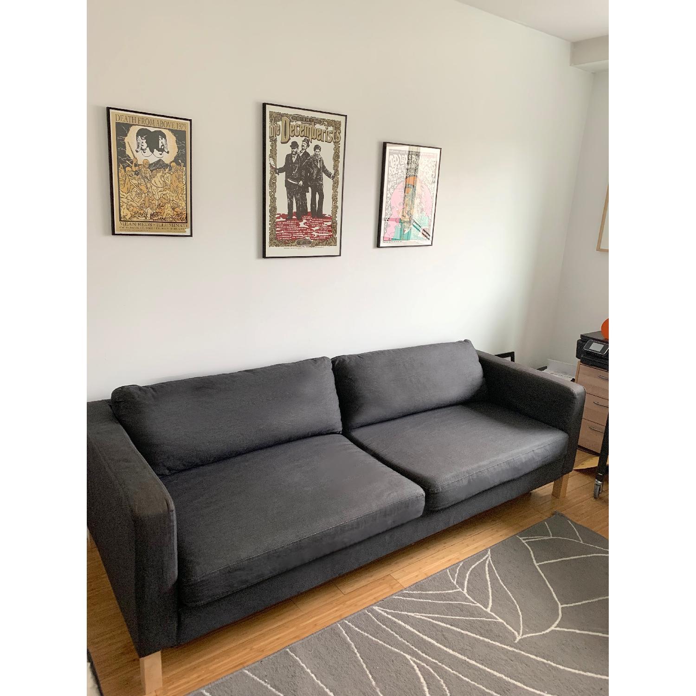 Ikea Karlstad Sleeper Sofa-0