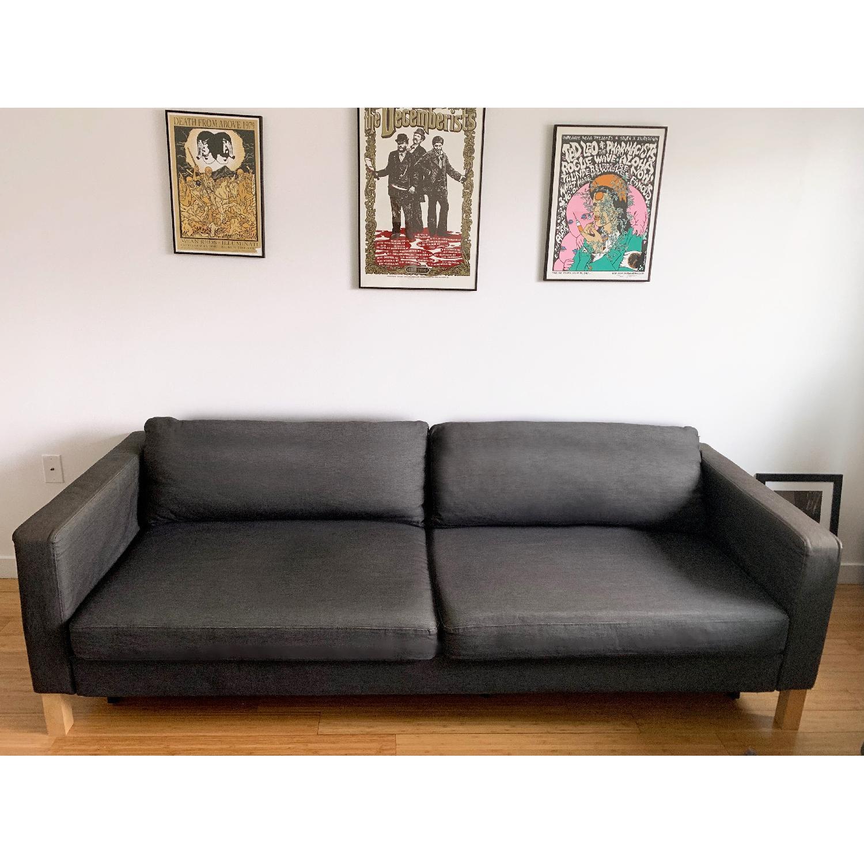 Ikea Karlstad Sleeper Sofa-1