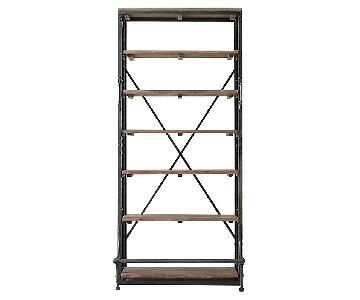 Restoration Hardware French Library Shelving Unit