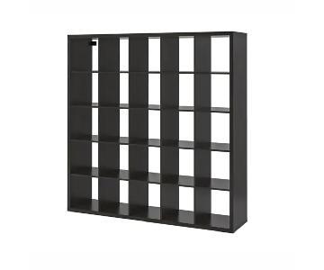 Ikea Kallax Shelf Unit w/ 2 Drawer Inserts