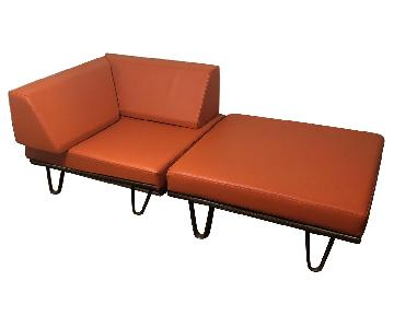 Modernica Daybed in Orange
