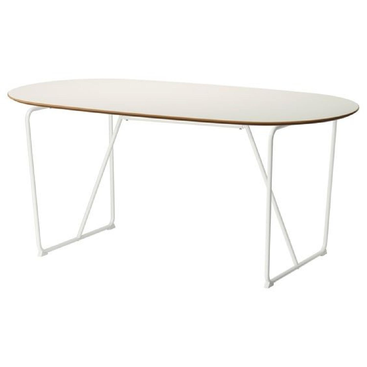 Ikea Slahult/Backaryd Dining Table