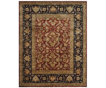 Farahan Sarouk Collection Hand Made Oriental Rug