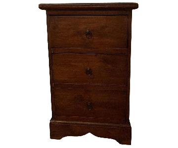 Espresso Brown Chest of Drawers