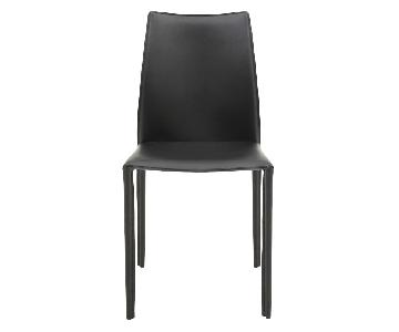 EQ3 High Back Side Dining Chairs