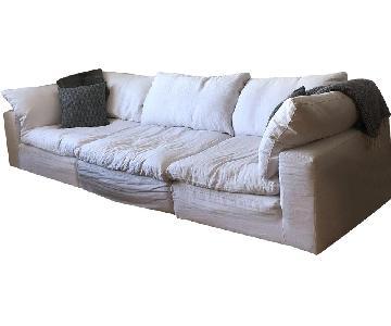 Restoration Hardware Cloud Modular Sectional Sofa