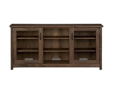 Crate & Barrel Ainsworth Credenza/Media Console