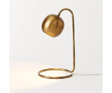 West Elm Scoop Table Lamp