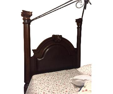 Roman Empire Queen Size Bed Frame