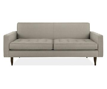 Room & Board Reese Sofa in Chalet Cement