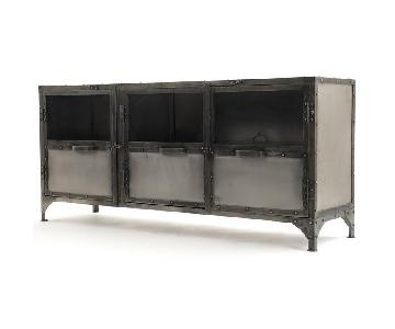 Pottery Barn Eastwood Media Console