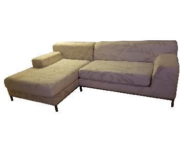 Ikea Kramfors Chaise Sectional Sofa