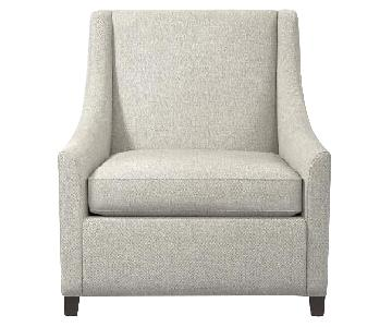 West Elm Sweep Accent Chair