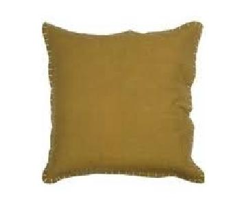 Rizzy Home Arden Loft Solid Throw Pillow