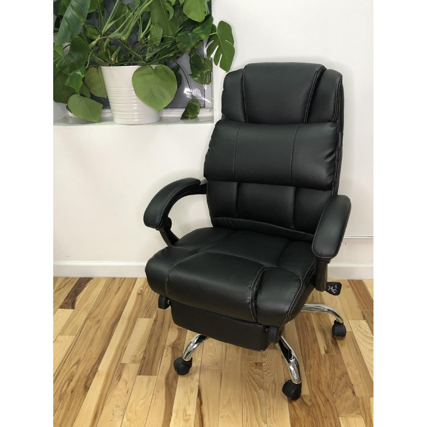 Merax Reclining Office/Gaming Chair-0