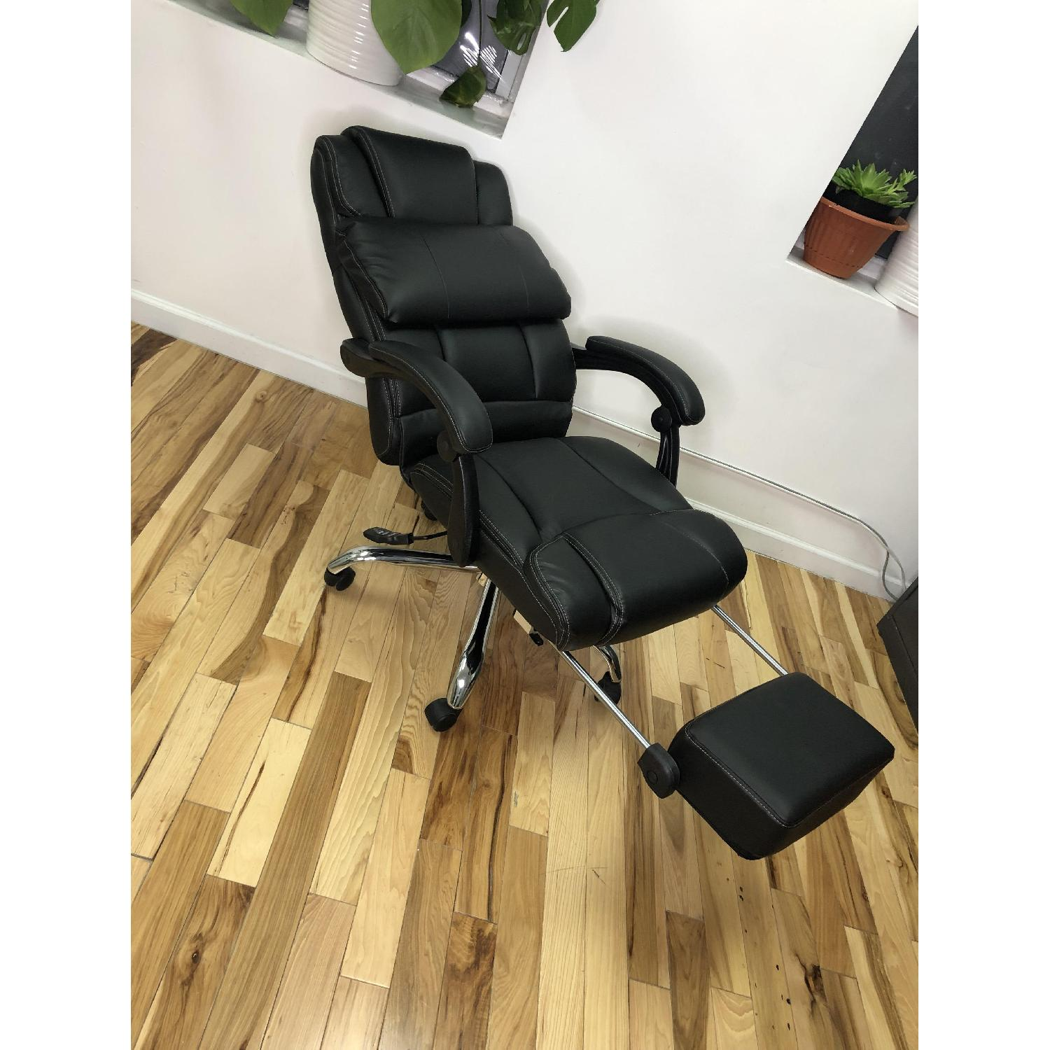 Merax Reclining Office/Gaming Chair-8