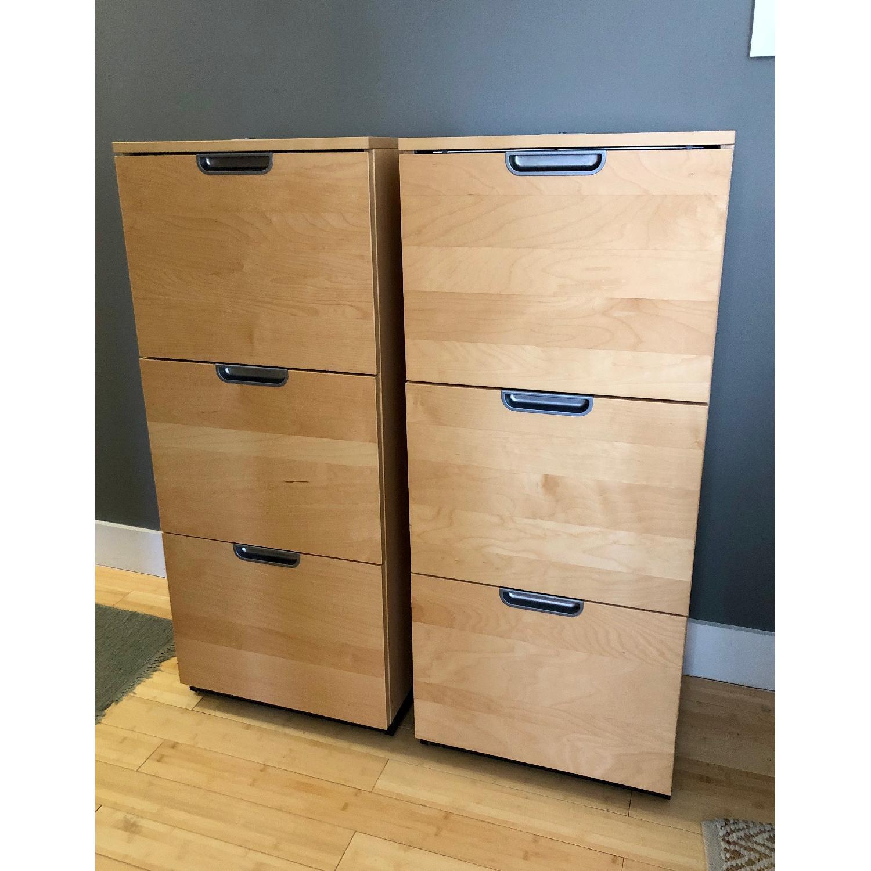 Ikea Galant File Cabinets-0